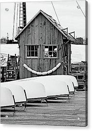 Smiling Shack Acrylic Print