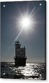 Smith Point Lighthouse Acrylic Print