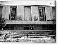 smithsonian national museum of american history kenneth behring center Washington DC USA Acrylic Print by Joe Fox