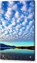 Sml Sunrise Acrylic Print by The American Shutterbug Society