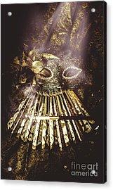Smoke And Theatres Acrylic Print
