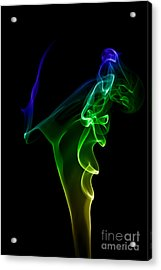 smoke XIV Acrylic Print
