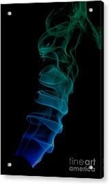 smoke XIX ex Acrylic Print