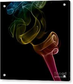 smoke XVI Acrylic Print