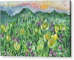 Smoky Mountain Dreamin Acrylic Print
