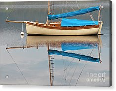 Acrylic Print featuring the photograph Smooth Sailing by Werner Padarin