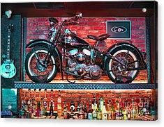 Snackbar Acrylic Print