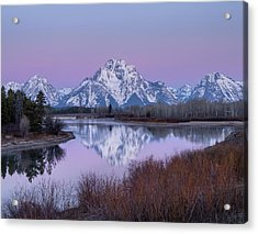 Snake River // Grand Teton National Park  Acrylic Print