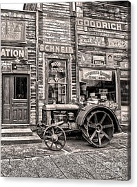 Snohomish Antiques Acrylic Print