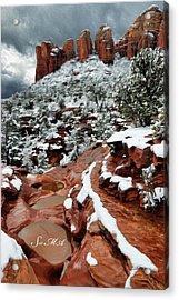 Snow 06-068 Acrylic Print
