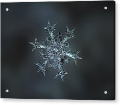 Snowflake Photo - Starlight II Acrylic Print