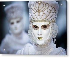 Snowqueen II Acrylic Print