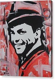So Sinatra Acrylic Print