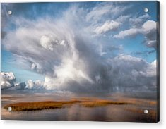Soaring Clouds Acrylic Print