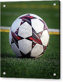 Soccer Stars Acrylic Print