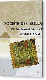 Societe Acrylic Print by Brian Drake - Printscapes