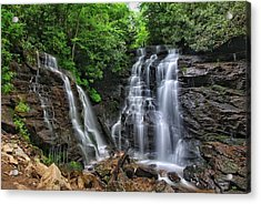 Soco Falls Acrylic Print