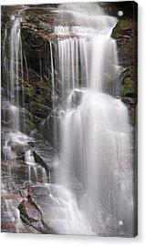Soco Falls North Carolina Acrylic Print