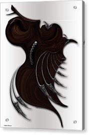 Soft Metamorphosis Acrylic Print