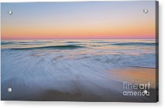 Soft Sunset  Acrylic Print