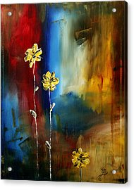 Soft Touch Acrylic Print by Megan Duncanson