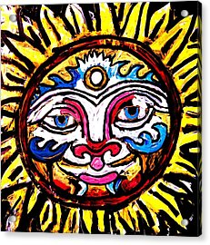 Sol Horizon Band Acrylic Print