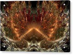 Sol Invictus Acrylic Print