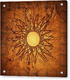 Sol Acrylic Print by Kenneth Armand Johnson