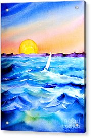 Sol Searching Acrylic Print