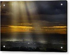 Solar Energy Acrylic Print