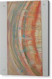 Solar Flare #2 Acrylic Print by Sharyn Winters