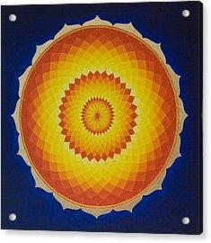 Solar Space Acrylic Print