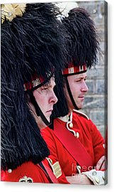 Soldiers Acrylic Print by Scott Kemper