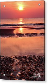 Solemn Reflection Acrylic Print