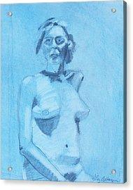 Solemnity Acrylic Print