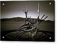 Solfar - Sun Voyager Acrylic Print