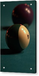 Acrylic Print featuring the photograph Solids Or Stripes by Karen Musick