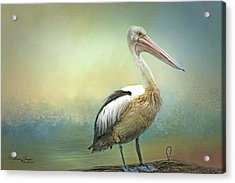 Solitary Acrylic Print by Wallaroo Images