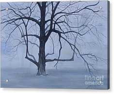 Solitude  Sold Acrylic Print