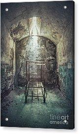 Solitude Of Confinement Acrylic Print by Evelina Kremsdorf