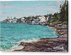 Solomons Lighthouse Acrylic Print
