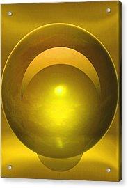 Solstice Acrylic Print by John Krakora