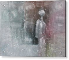 Some People Live Very Tired Acrylic Print