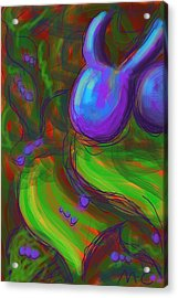 Sometimes I See Ants Acrylic Print by Micah Condon