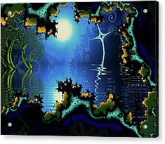 Somewhere In Time Acrylic Print
