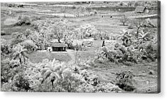 Somewhere In Vinales Acrylic Print by Eduard Moldoveanu