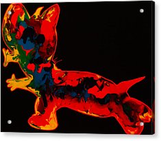 Sonar Acrylic Print