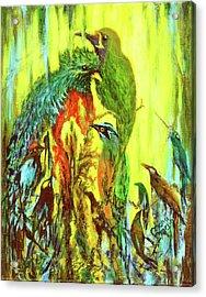 Song Of Costa Rica Acrylic Print