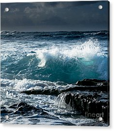 Song Of The Soul Hii Lani Hookipa Acrylic Print