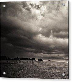 Sonnenwolkendunkel Acrylic Print